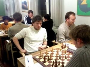 GM Leif E. Johannessen og FM Bjørnar Byklum deltok i klubbmesterskapet - Deltar du i vårturneringen?
