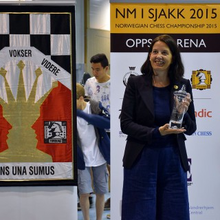 Sylvia Johnsen. Foto: Tarjei J. Svensen