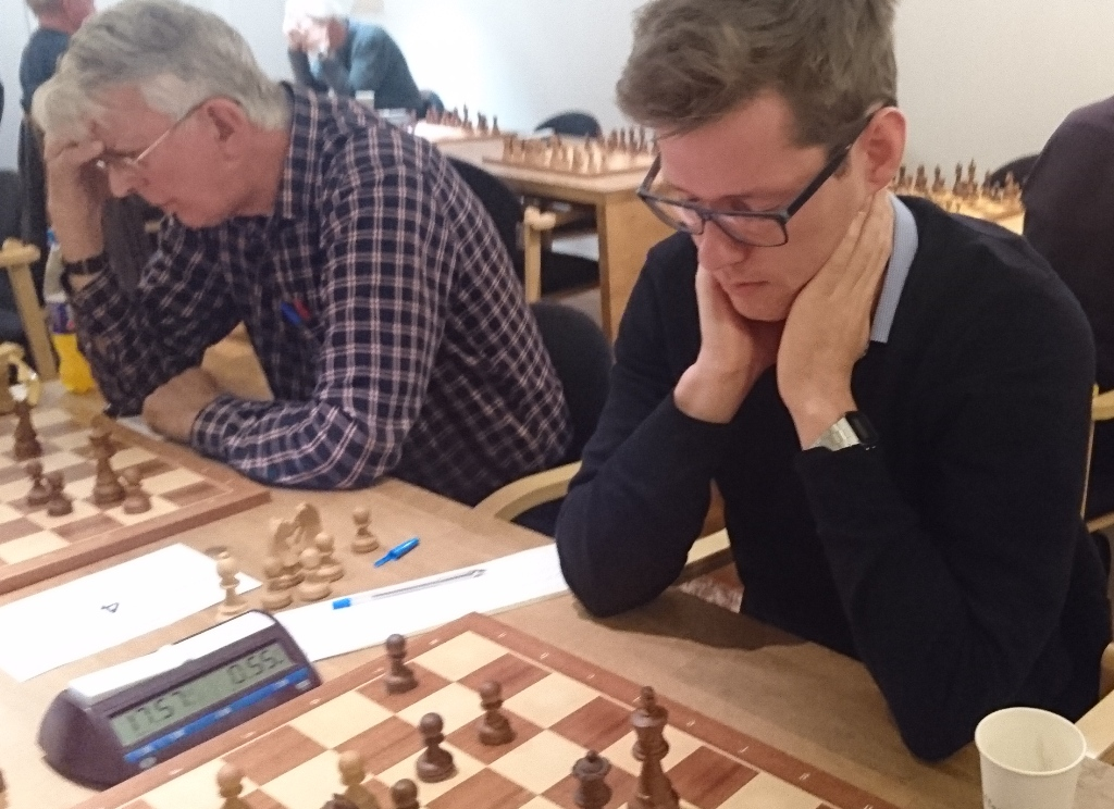 Morten Rolstad er med i klubbturneringen.