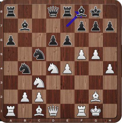 EFFEKTIVT: IM Nicolai Getz sikrer remis og poeng med: g6 fxg6, hxg6 hxg6, Dg4 e5, Dxg6 exSd4, Df7+ og Dh5+ evig.