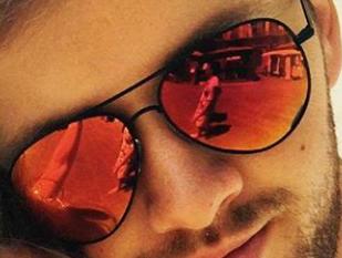 FERIEMINNER: IM Nicolai Getz starter i første runde, men et høyt rangert førstelag får en til å lure på om reserven fra OSS må belage seg på forlenget ferien til Aserbajdsjan. Foto: Instagramkonto getzern 26.07.16