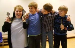 Knut og de tre halvbulgarerne