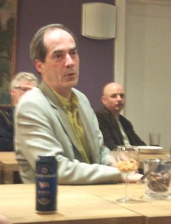 FM Ole Christian Moen fokuserte på framtiden.