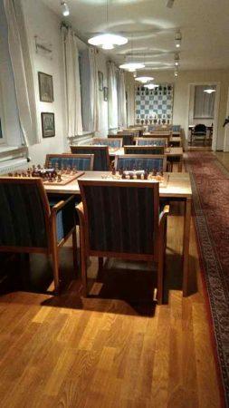 Nye stoler i klubben!