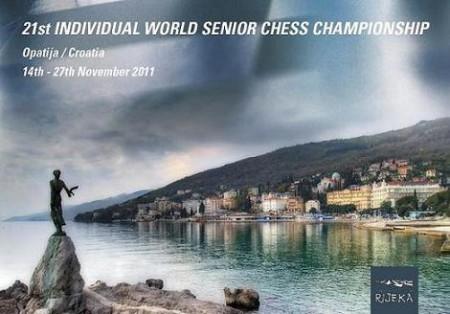 VM for seniorer, 14. - 27. november i Rijeka, Kroatia