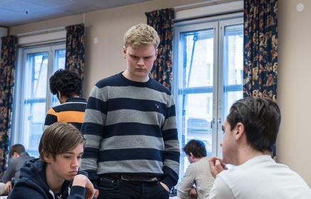 Klubbmester og Nordisk mester Andreas Tryggestad.