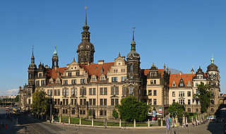 Dresden Residensslott