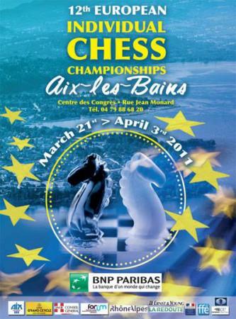 Europamesterskapet i sjakk 2011