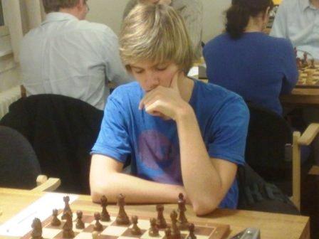 Nicolai Getz (17). Foto: Tarjei J. Svensen
