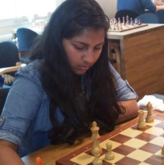 Jarani Suntharalingam, april 2011