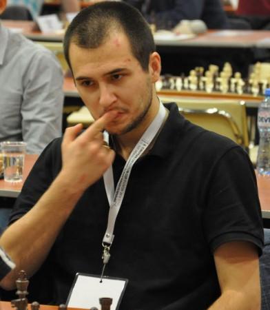 Daniel Kovachev i Europacupen 2010 Foto: Jon Børresen