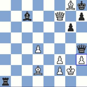 AVVIKLING BEDRE: 45. h3? taper fordi Magnus spiller 45-T