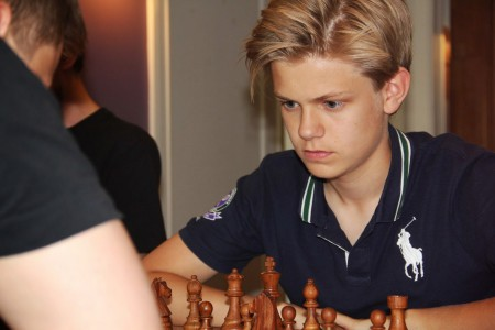 Lars Oskar Hauge. Foto: Bjarke Sahl