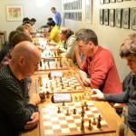 Atle Grønn mot Magnus Carlsen