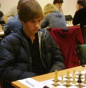 Nicolai Getz er eneste spiller i Eliteserien med 3/3. Foto: Tarjei J. Svensen