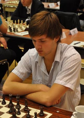 FM Nicolai Getz - Foto: Jon Børresen