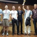 Oslo Schakselskap - Norgesmester for klubblag 2012