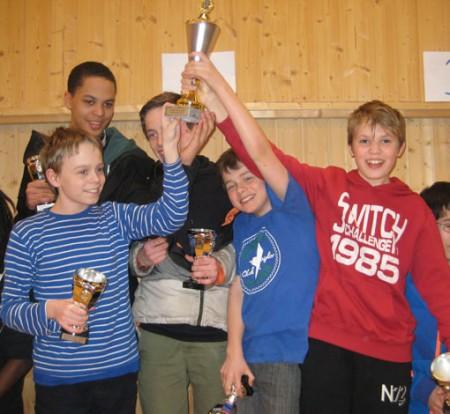 OSSUs ungdomslag til topps i NM for ungdom