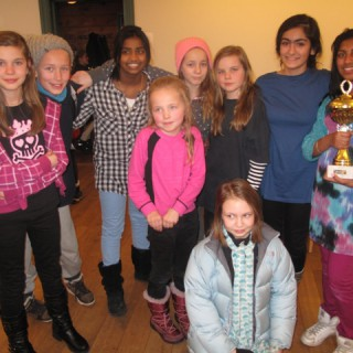 OSSUs lag i jente-NM i Kristiansand