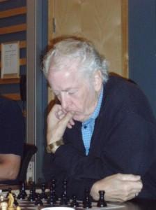 Ragnar Hoen fra NM på Hamar 2007. Foto: Egil Arne Standal