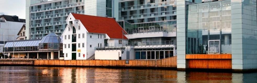 Flotte Scandic Maritim Hotell i Haugesund.