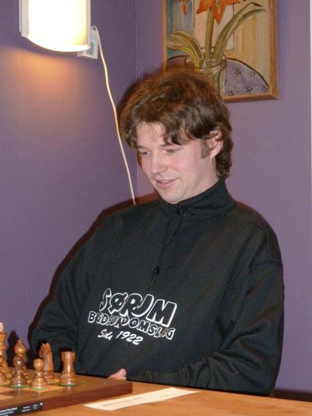 Joshua Paul Schmidt (1428) vant budrunden med sitt bud på 2200 kroner.
