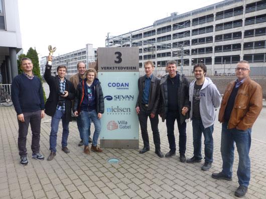 Oslo Schakselskap er seriemester for sjette år på rad.