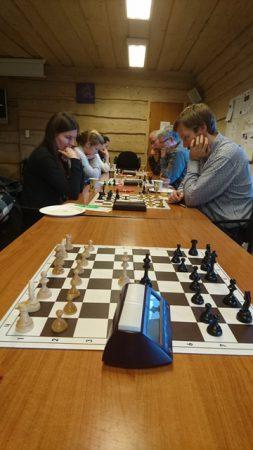 Lagkaptein Anastasia Edakina kjempet hardt mot Jan Gunnar Fredriksen.