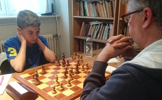 Sjakk i alle rom