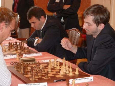 Aserbadsjanske SOCAR med Grischuk og Mamedyarov på laget gikk på et sjokktap mot et tsjekkisk lag.