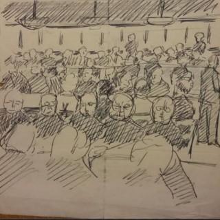 A. M. Erichsen tegning