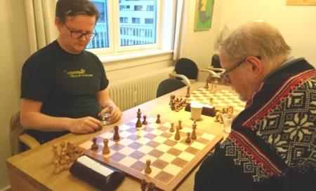 Jone Frasjord er nytt medlem i Oslo Schackselskap