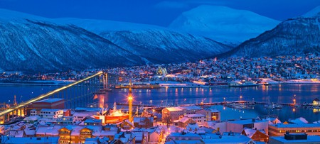 Ishavsbyen Tromsø
