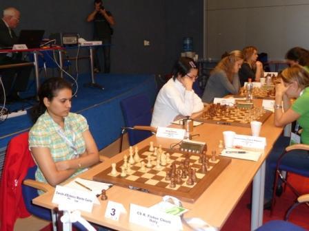 Tøff motstand i kvinneklassen, her blant annet ved Humpy, Yifan og Muzychuk (Monte Carlo)