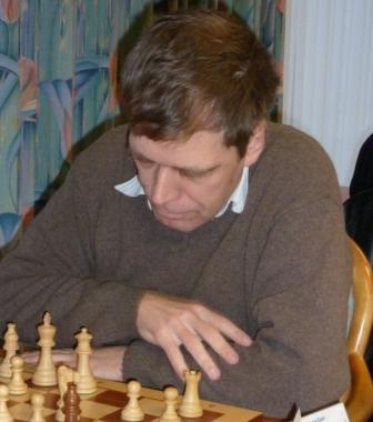 Topprangerte GM Viacheslav Zachartsov vant overbevisende med 7,5/9