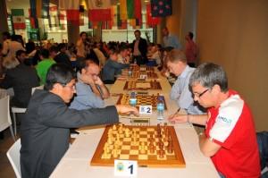 Emanuel Berg i Spania - Foto: chessbenidorm.com