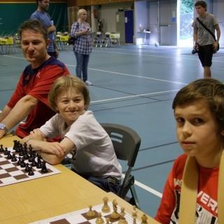 Bulgarian Lions fra: Svetoslav, Sebastian og Samuel